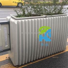 厂家全国销售城市环卫工程专用花盆敦子PE滚塑敦子