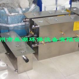 武汉厨房不锈钢油水分离池价格武汉餐饮食堂油水分离器驰名品牌