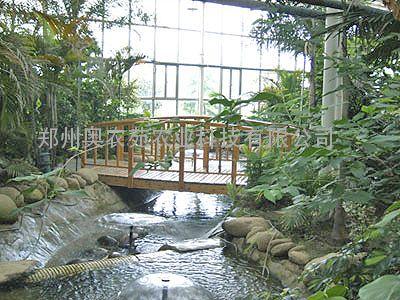 钢构玻璃生态餐厅的设计建造施工