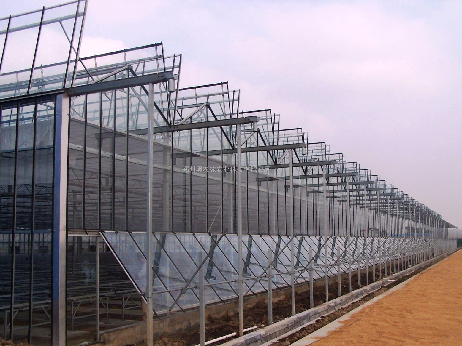 北京连栋玻璃温室