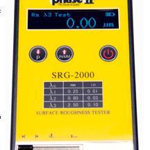 美国PHASE II 袖珍式表面粗糙度仪SRG-2000