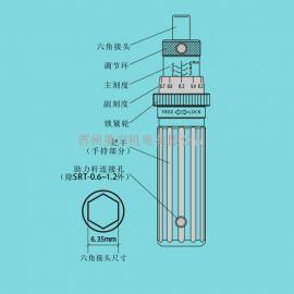 SRT-0.6扭力起子 预置式扭力起子 山度仪器
