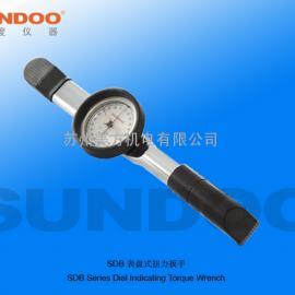 SUNDOO山度扭力扳手 SDB-100表盘式扭力扳手