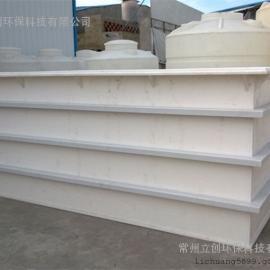 定做PVC酸洗槽PP电镀槽 塑料防腐槽 化工槽