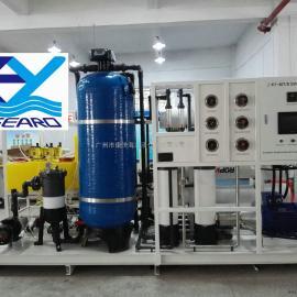 40000L_40立方每天海水淡化设备