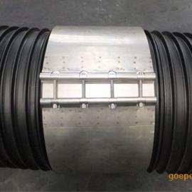 塑钢缠绕管卡箍厂家,不锈钢卡箍活套连接件,河北塑钢缠绕管