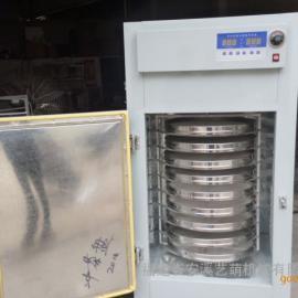 9层旋转式不锈钢烘盘烘焙提香机 食品烘箱 友缘茶叶烘干机