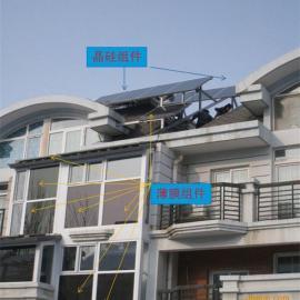 宁夏分布式太阳能光伏发电生产厂家