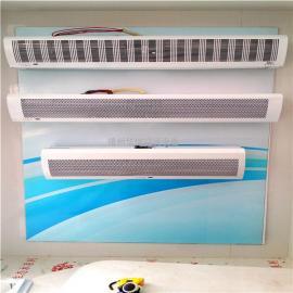 志高品牌贯流式RM-1515-S冷暖型风幕机