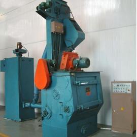 北京备件式抛丸机 铝件抛丸机 压模板抛丸机