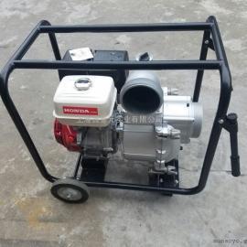 本田6寸水泵 本田原装水泵 本田大流量水泵