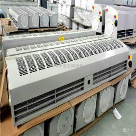 志高品牌贯流式30系列双速三温控电加热型ZGRM-3015-22风幕机