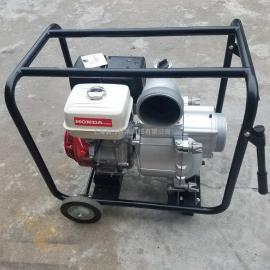 本田6寸抽水泵WB150XH/污水泵/清水泵本田汽油抽水机
