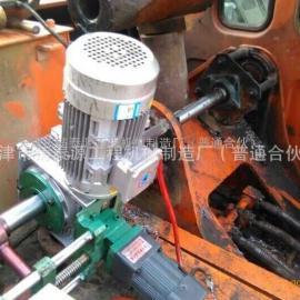 铸泰源ZTY-B型新型镗孔机-挖机大臂镗孔机