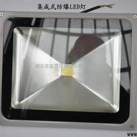 100W防水防尘防腐方型LED投光灯