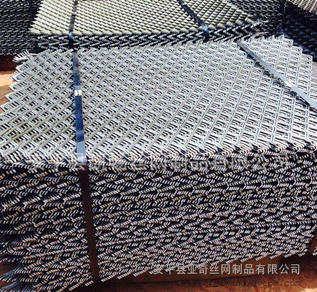 驻马店承重阻燃型建筑钢笆片/漯河建筑防滑用金属扩张网报价
