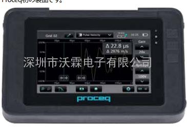 Pundit PL-200混凝土超声波检测仪