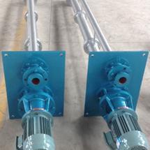 料浆液下泵 耐酸碱液下泵 不锈钢双相合金钢材质液下泵