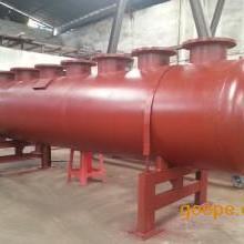 空调冷却水高区分集水器