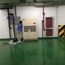 地下室车库除湿机