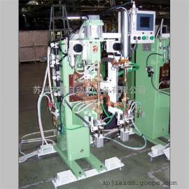 螺母点焊机 自动螺母点焊 螺母焊接机 螺母凸焊机 螺母输送机