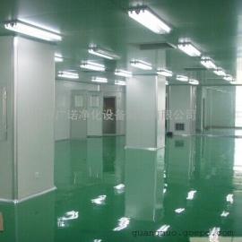 化妆品厂无尘车间,化妆品净化工程设计,广州化妆品净化