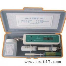 PHB-5型便携式酸度计价格,便携式酸度计厂家直销