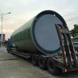 江西地埋式污水提升泵站厂家