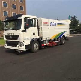 大型重汽T5G洗扫车
