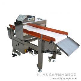 江门KH-609食品数码式金属检测机 肉制食金属检测仪厂家