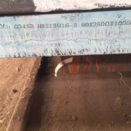 s460N钢板正火舞钢Q245R现货电渣钢