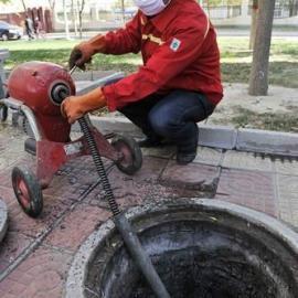 蔡甸区玉贤镇管道疏通 清理阴沟下水道 抽粪 高压清洗管道