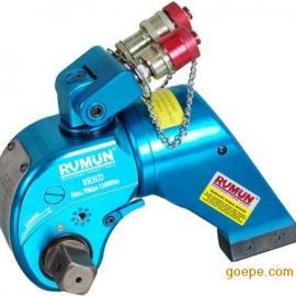 阀门装配用液压扳手,阀门组装专用液压扳手,液压扭矩扳手
