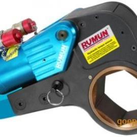 驱动式液压扭矩扳手,中空式液压扭矩扳手,RHD/RHW液压扳手