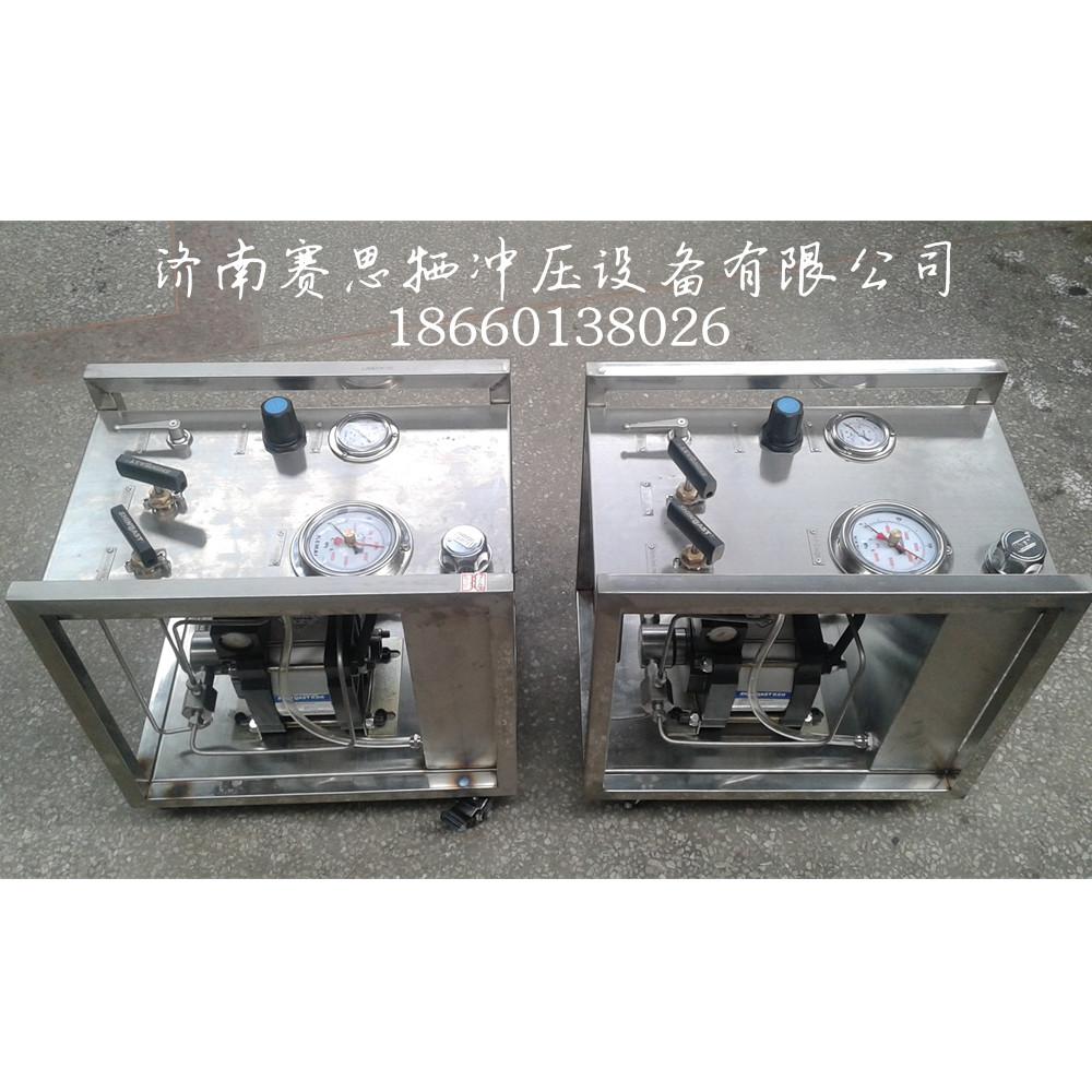 减压阀/呼吸阀压力校验设备(dn25--400/40mpa);    气瓶/钢瓶检测成套图片