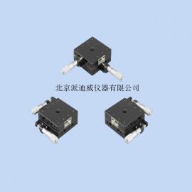 手动平移台 XY轴位移台 PT-XY21-100C/100R/100L