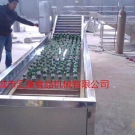 供应毛豆杀青设备 毛豆蒸煮加工流水线 果蔬漂烫杀青机械