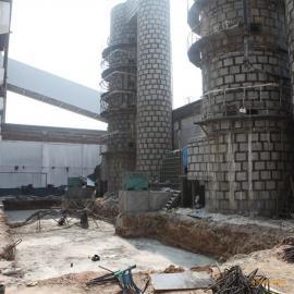 高效麻石水膜脱硫除尘器,高效钢制水膜除尘器,厂家上门安装 质&