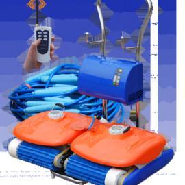 虎鲸池清洁机器人,虎鲸全自动泳池机器人,虎鲸全自动泳池吸污机