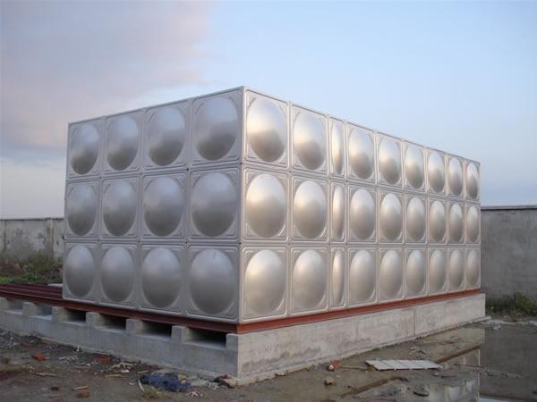 商洛装配式水箱一体化设备