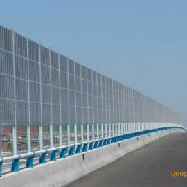 广西百色金属声屏障厂家|百色小区声屏障报价|百色公路隔音墙施工