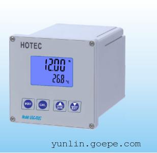 HOTEC 带RS485输出在线盐度计