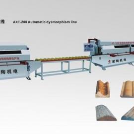 十年专注厂家供应石材线条机 自主品牌