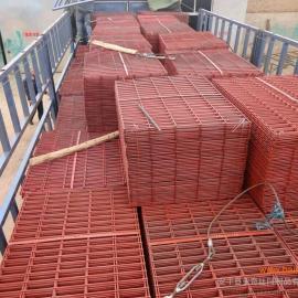 【舟山钢笆片规格价格/建筑钢板片 脚手架钢板片折扣价】