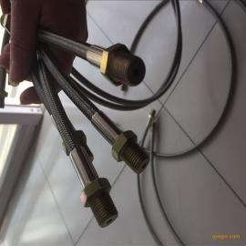 铁氟龙套管 特氟龙管 四氟管 铁氟龙管总成外编钢丝-河北宇星管业