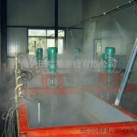 柳州肥料厂除臭设备,厂房车间喷雾除臭装置