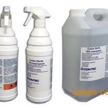 美国Contec康泰70%异丙醇消毒液清洁剂清洗剂