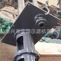 JHB高温浓硫酸液下泵 新型2507 双相不锈钢合金泵