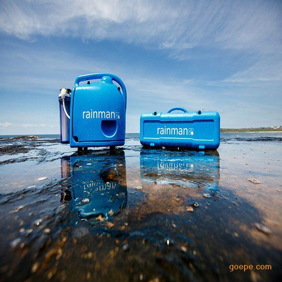 便携式小型海水淡化设备日产1吨-3吨进口