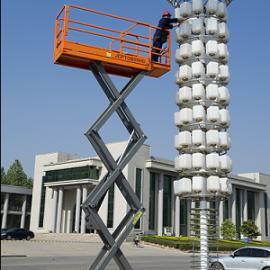 8米升降机 10米升降机 12米升降平台 电动传菜机价格